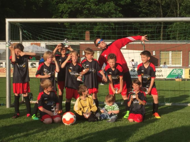 U9 - Himmelfahrtscup in Harsum